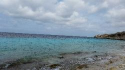 Scenic Views of Northern Bonaire Island - 1000 Steps Beach