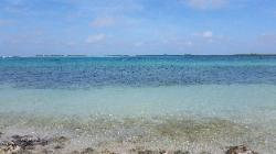 Scenic View of Eastern Bonaire Island - Lac Bay Beach