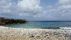 Scenic Views of Washington Slagbaai National Park in Northwest Bonaire - View of a Beach