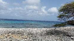 Scenic Views of Washington Slagbaai National Park in Northwest Bonaire - Scenic View of a Beach