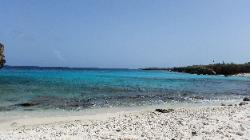 Scenic Views of Washington Slagbaai National Park in Northwest Bonaire - Scenic Beach Next to Reina Maxima Marine Resrve