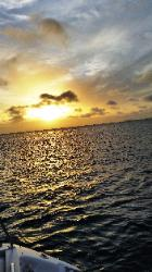 Scenic View from Klein Bonaire & Bonaire Shores - A View of Sunset on July 12, 2020, from Shores of Scenic Bonaire