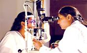 Ophthalmology at MIOT Hospitals in Chennai, Tamil Nadu, USA, affiliated to International University School of Medicine (IUSOM), which also has a Branch Campus, namely, IUSOM - Michigan Clinical Campus in Dearborn, Michigan, USA