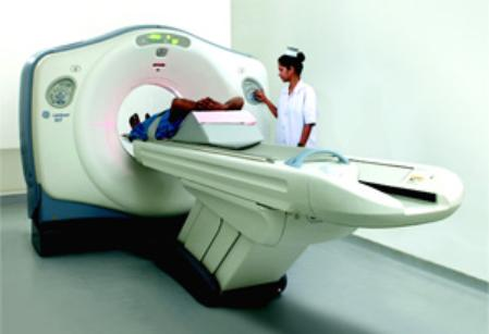 GE 64 Slice CT Scanning at MIOT Hospitals in Chennai, Tamil Nadu, India, affiliated to International University School of Medicine (IUSOM), which also has a Branch campus, namely, IUSOM - Michigan Clinical Campus in Dearborn, Michigan, USA